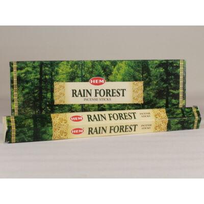 HEM8330FSHD HEM Füstölő 20 szállas Rain Forest