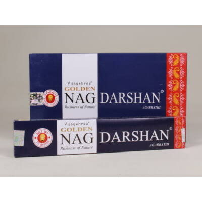 GLD8334FSLD GOLDEN Nag Darshan 15g