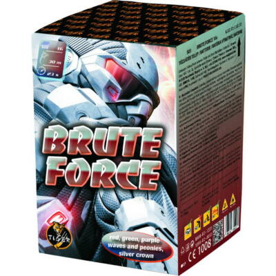 CRC9109PTEE BRUTE FORCE 16s