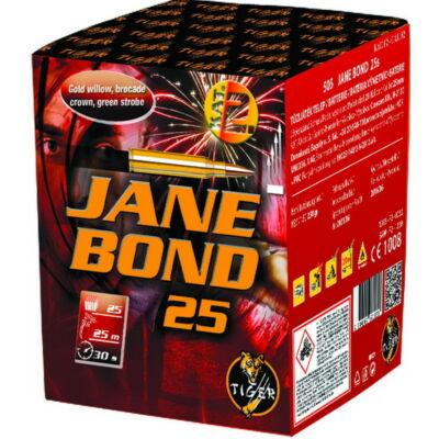CRC9113PTEE JANE BOND  25s
