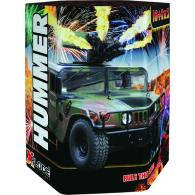 CRC9321PTEE HUMMER 19s