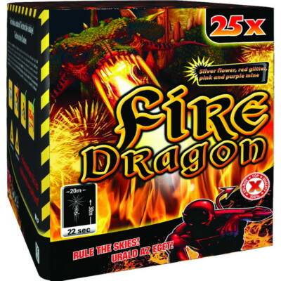CRC9324PTEE FIRE-DRAGON 25s