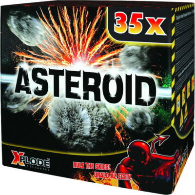 CRC9329PTEE ASTEROID 35s