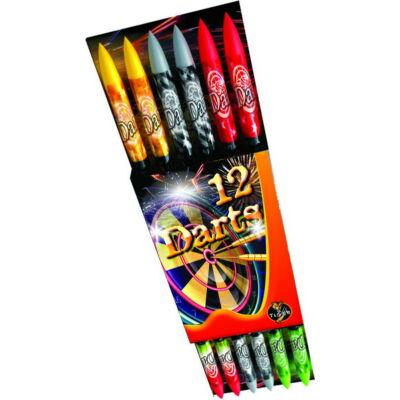 CRC9331PTEE DARTS (12 rockets)