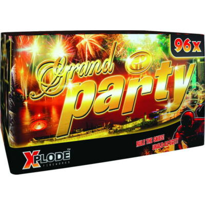 CRC9332PTEE GRAND PARTY 96s