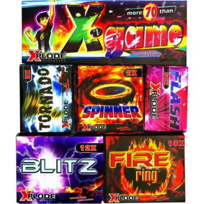 CRC9373PTEE X-GAME