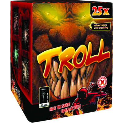 CRC9422PTEE TROLL 25s