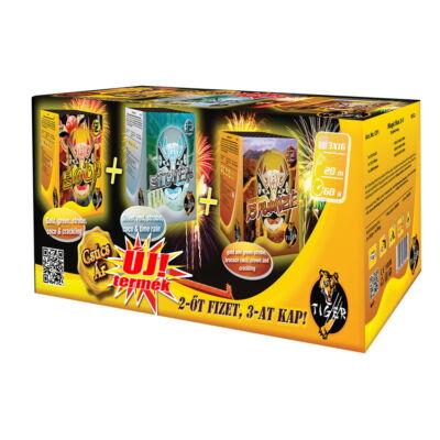 CRC9425PTEE MAGIC BOX  2+1  (3 db telep 1 díszdobozban!)