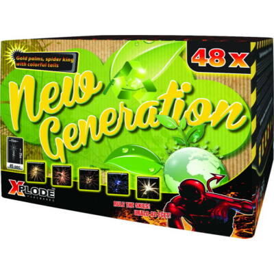 CRC9427PTEE NEW GENERATION 48s
