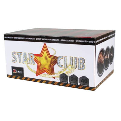 XP5325 H STAR CLUB (V-shape)
