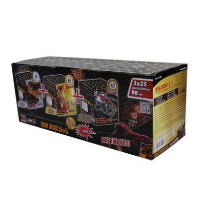 CRC9529PTEE BIG BOX  (3x 25 shot 25 mm cake)