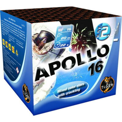 CRC9543PTEE APOLLO 16s