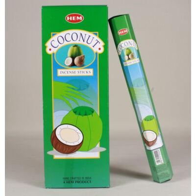 HEM0020FSHD HEM Füstölő 20 szállas Coconut