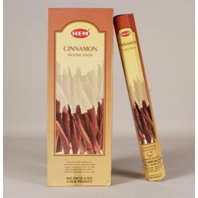 HEM0023FSHD HEM Füstölő 20 szállas Cinnamon