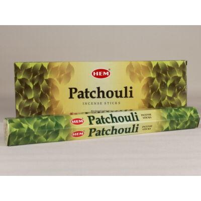 HEM0045FSHD HEM Füstölő 20 szállas Patchouli