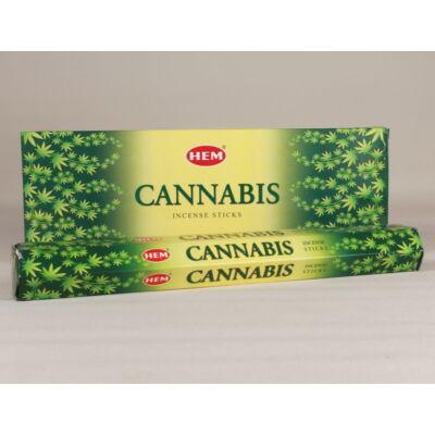 HEM0079FSHD HEM Füstölő 20 szállas Cannabis
