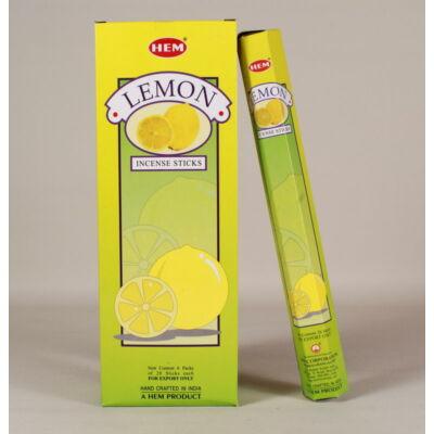 HEM0089FSHD HEM Füstölő 20 szállas Lemon