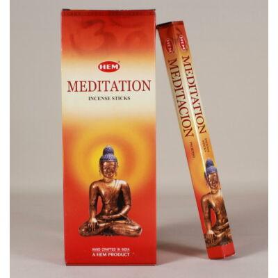 HEM0171FSHD HEM Füstölő 20 szállas Meditation