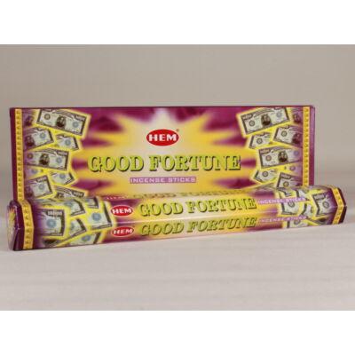 HEM0248FSHD HEM Füstölő 20 szállas Good Fortune
