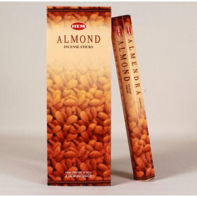 HEM0296FSHD HEM Füstölő 20 szállas Almond