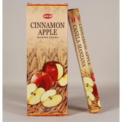 HEM0461FSHD HEM Füstölő 20 szállas Cinnamon Apple