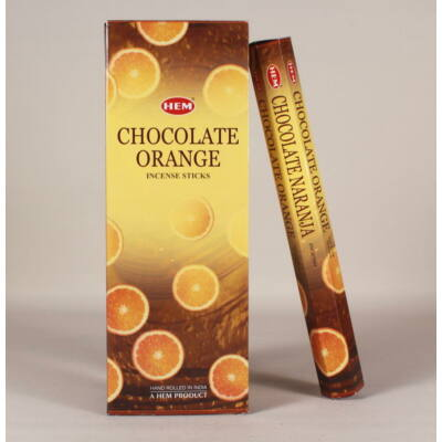 HEM0615FSHD HEM Füstölő 20 szállas Chocolate Orange