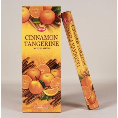HEM0841FSHD HEM Füstölő 20 szállas Cinnamon Tangerine