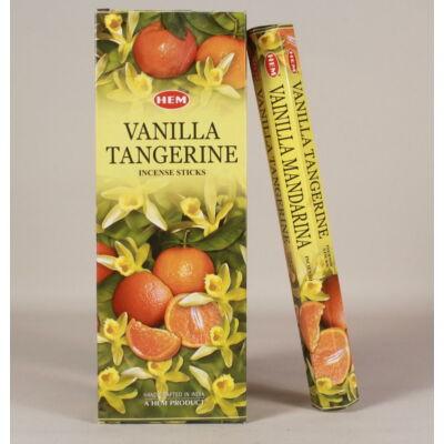 HEM0842FSHD HEM Füstölő 20 szállas Vanilla Tangerine