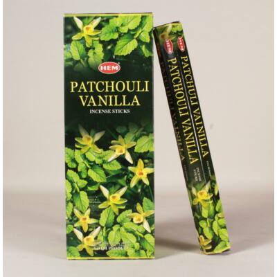 HEM0845FSHD HEM Füstölő Patchouli vanilla
