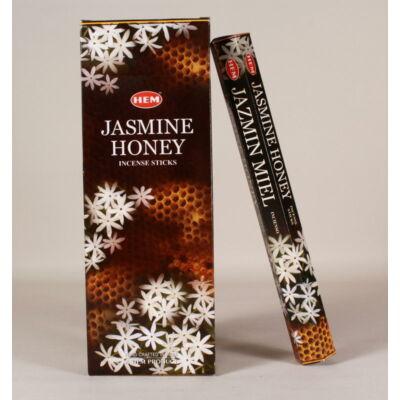 HEM0854FSHD HEM Füstölő 20 szállas Jasmine honey
