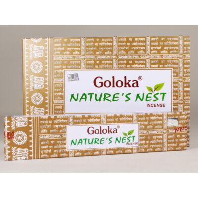GLK3099FSLD GOLOKA NATURE ' S NEST Special Vrindavan flowers