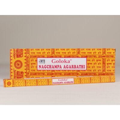 GLK3109FSLD GOLOKA NAGCHAMPA AGARBATHI 8 STKS